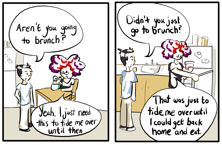 The Purpose of Brunch