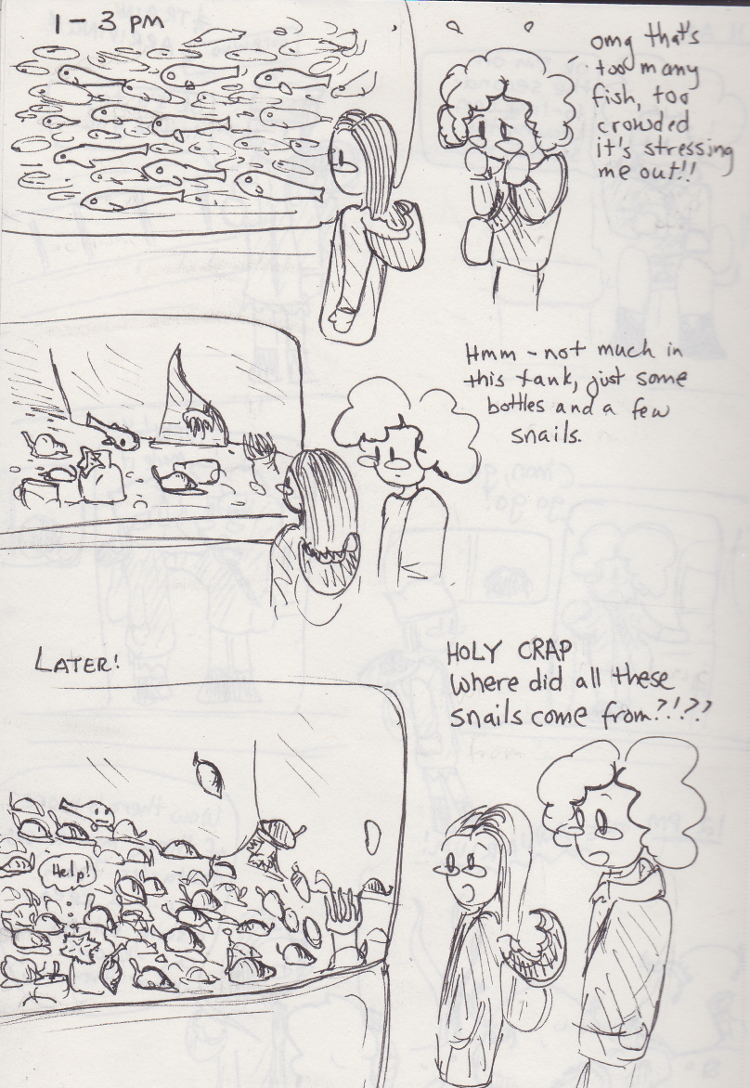 Hourly Comic Day 2019 - page 3